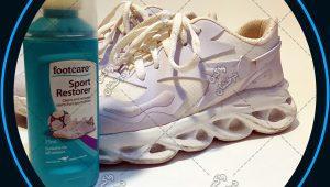 خرید عمده تمیز کننده کفش ورزشی در شرکت درخشان
